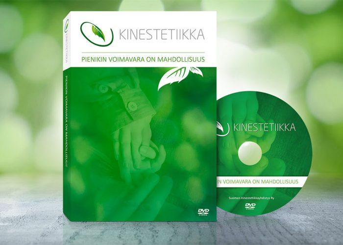 Kinestetiikka DVD:t nyt tarjouksessa 10€ kpl.