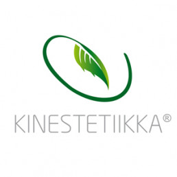 Pystymallinen kinestetiikkayhdistyksen logo