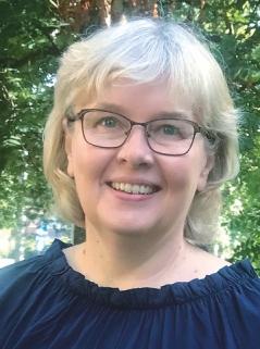 Kinestetiikan tutor Sari Erkinheimon kuva