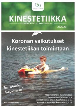 Kinestetiikka-lehden 2/2020 kansikuva
